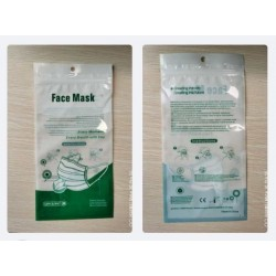 3 PLY Face Mask (Resealable...