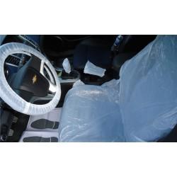 Disposable Car Interior...