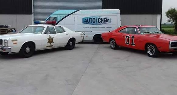 General Lee at Autochem